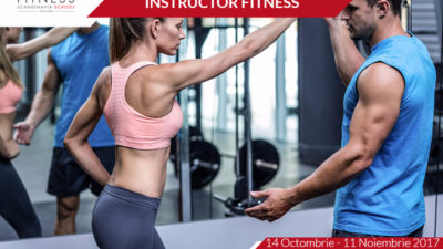 Curs Fitness Instructor Fitness